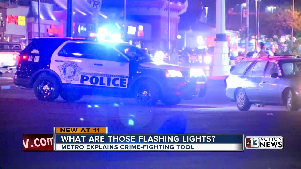 Las Vegas Police discuss crime fighting cameras