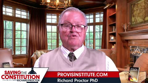 Article I Section 8 Paragraphs 1 to 7 - Richard Proctor - Saving The Constitution - Ep. 8