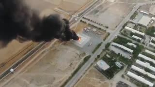 Taliban attack Kunduz air base and destroy two Afghan Black Hawk helicopters