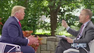 Trump: Sessions my biggest mistake