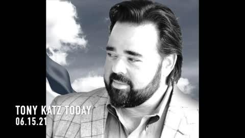 Tony Katz Today Podcast: The Left Has An Anti-Semitism Problem