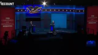 President debat