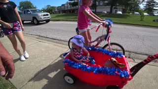 Fourth of July Parade for Kids Video! Part 5