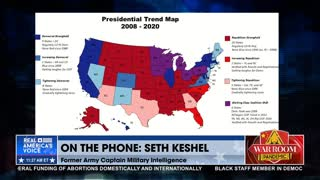 Military Intelligence Proves Stolen Election In Multiple States