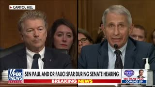 Hannity- Dr. Fauci was 'visibly shaken' during Congressional testimony