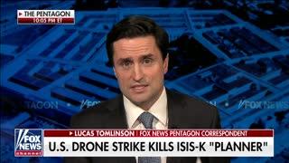 US drone strike kills ISIS-K 'planner'