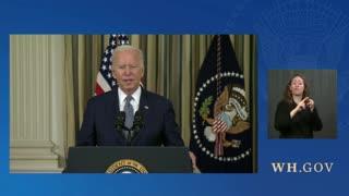 Biden Highlights Build Back Better Plan