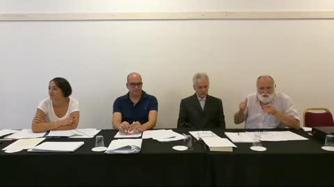 Corvelva - Conferenza 20 Agosto 2017