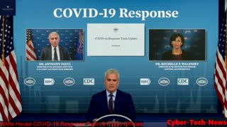 White House COVID-19 Response Team and Public Health Officials : Press Briefing / 8-2-21