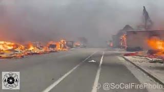 2 of 2 Huge Wildfires In California