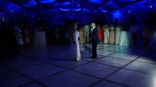 Funny wedding dance