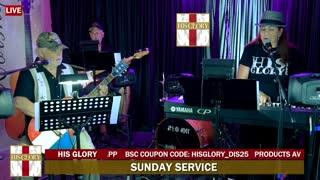 Sunday Service: July 25th 2021