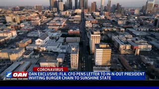 OAN Exclusive: Fla. CFO pens letter to In-N-Out president inviting burger chain to Sunshine State