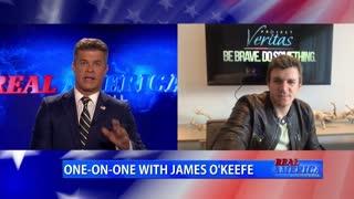 Real America - Dan Ball W/ James O'Keefe (September 23, 2021)
