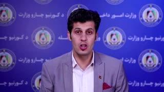 Air strike video shows battle for Afghanistan: govt