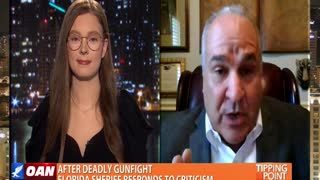 Tipping Point - Mike Puglise on the Police Involved Shooting in Florida