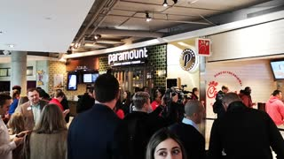 Video Of Opening Day At Yorkdale's New Chik-Fil-A