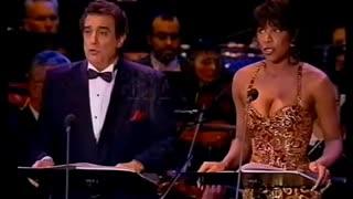 Placido Domingo, José Carreras, Natalie Cole - Stille Nacht