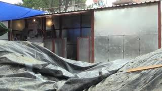 Ceremonia Un año después del terremoto de México