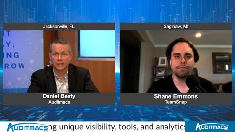 """""""Tech Champions"""" with Shane Emmons from TeamSnap"""