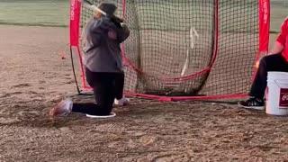 Softball Hitting KED 12-9-2020