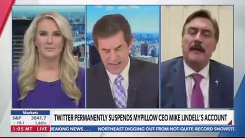 Newsmax Host Walks Off During An Interview With Mike Lindell   The Washington Pundit