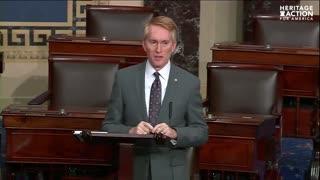 Senator Lankford on the Democrats' Reckless Spending