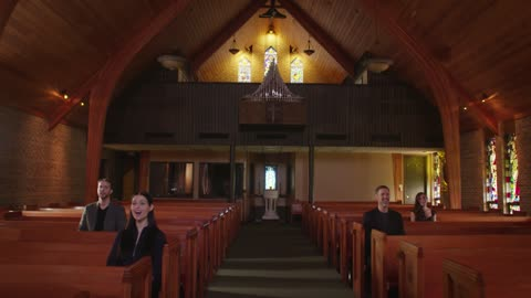 A Capella Group Sings Lovely Rendition Of 'Mary Did You Know'