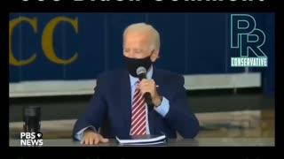 Yet Another Racist Joe Biden Comment