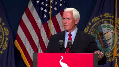 Pence speaks out on Trump and Jan. 6 Capitol riot