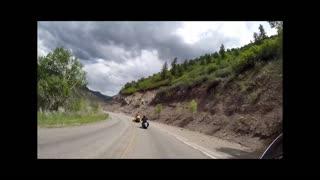 Western Colorado 2019 - Mendoza Ride - Gateway, Naturita, Ridgway 2019 Part 2
