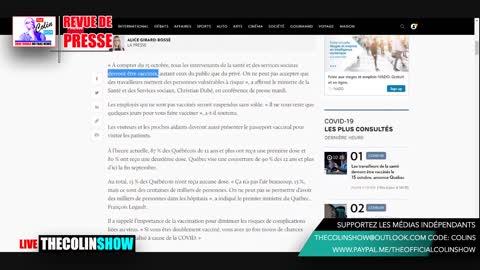 LES TRAVAILLEURS DE LA SANTÉ DANS L'OBLIGATION DU VACCIN!!! OUFFF.....JE VOUS EXPLIQUE!