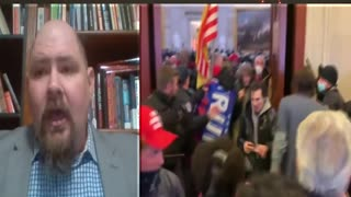Left-Wing Infiltrators at Capitol Hill Protest with Kyle Shideler