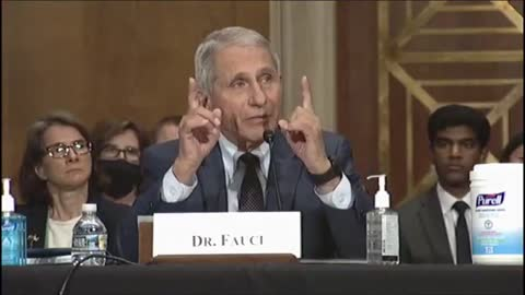 'He's Not Going To Answer The Question': GOP Senator Presses Fauci On COVID-19 Origin Theory