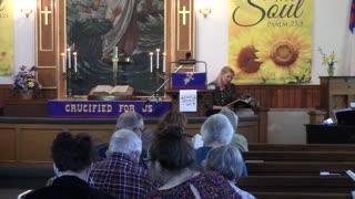 Sunday Sermon for May 9, 2021