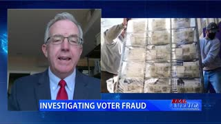 Judicial Watch Talks about Fraud Investigations that are Underway NOW!