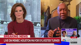 Houston Mayor On Texas Disaster