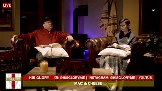 His Glory: Mac & Cheese John 12