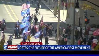 Cortes: The future of the America First movement