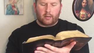 THE BETRAYER GOSPEL OF MATTHEW