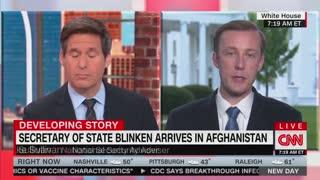 Jake Sullivan On Afghanistan Withdrawal