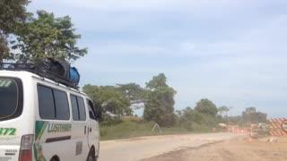 protestan por posible construcción de nuevos peajes hacia Bucaramanga
