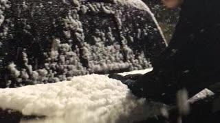 San Antonio Snow 2017