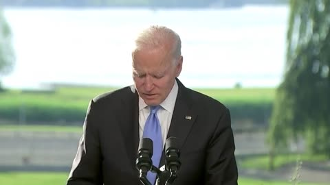 """Biden: """"As Usual Folks, They Gave Me A List Of The People I'm Going To Call On"""""""