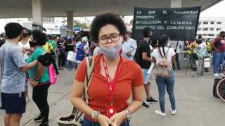 Marcha contra abusos policiales
