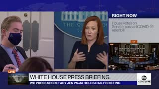 Reporter Shuts Down Psaki During Intense Back And Forth