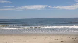 Relaxing Rolling Ocean Waves
