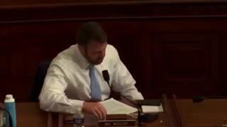 Rep. Mullin DESTROYS Chris Wray Over FBI Double Standard on Conservatives VS. Antifa