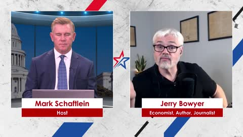 Economist Jerry Bowyer Discusses the Economy, Jobs, Infrastructure, Inflation, Interest Rates, Taxes