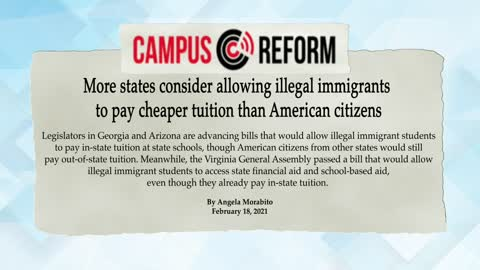 "Angela Morabito, Fellow, Campus Reform - ""Student Loan forgiveness"" just pushes debt to nation"